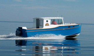 Tom Lathrop low power powerboat