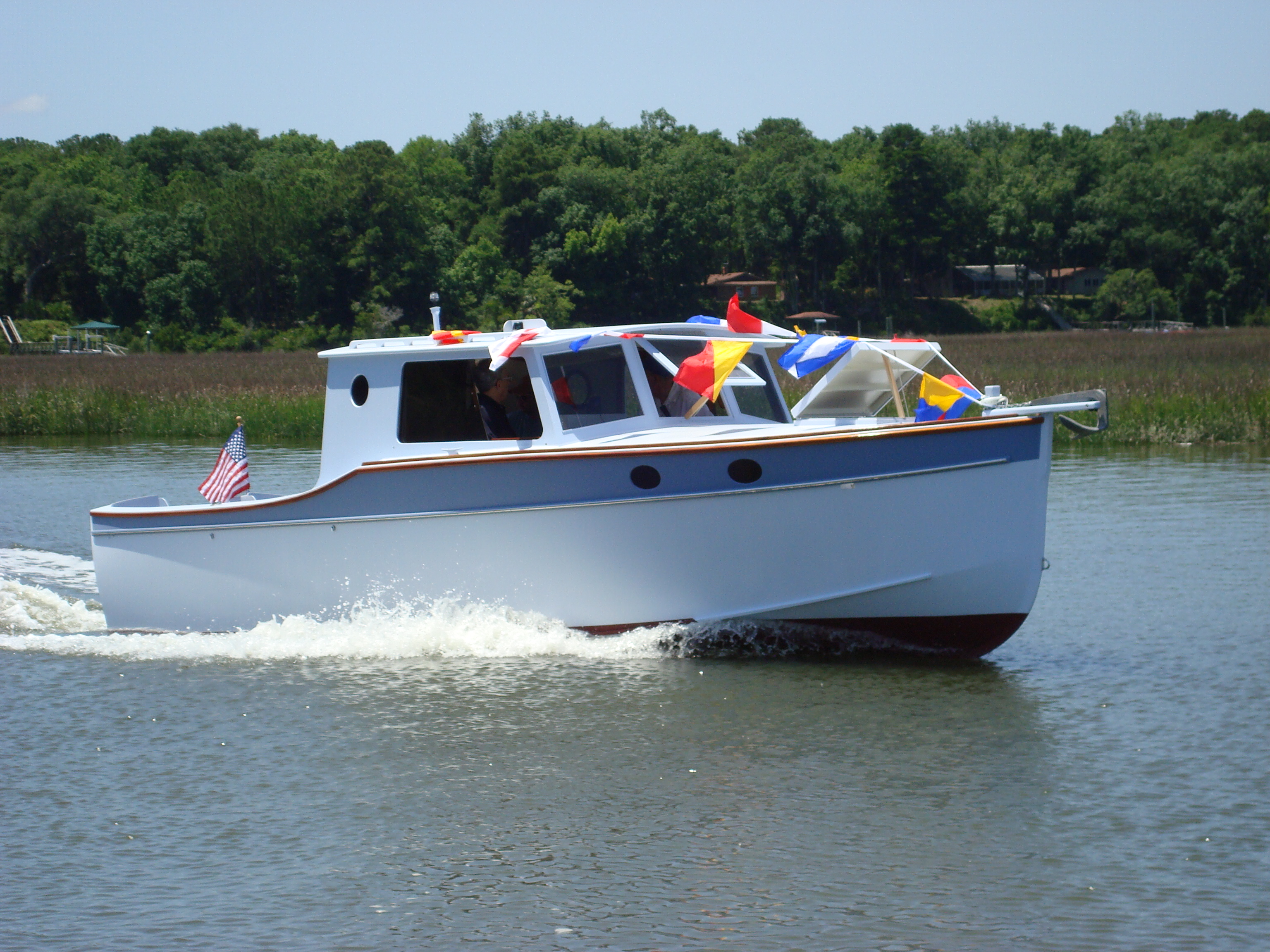 Products – Bluejacket Boats
