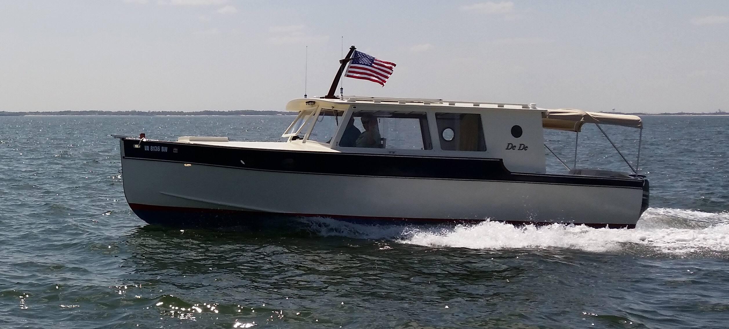 Boats – Bluejacket Boats